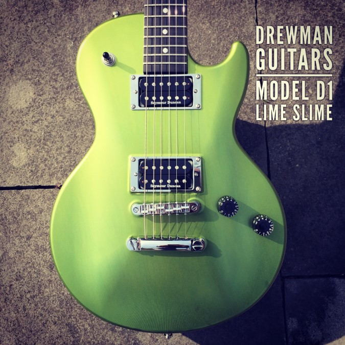 drewman guitars aluminium guitars made in the uk. Black Bedroom Furniture Sets. Home Design Ideas